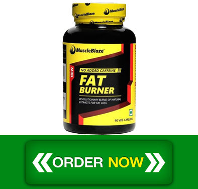 MuscleBlaze Fat Burner with Garcinia Cambogia India